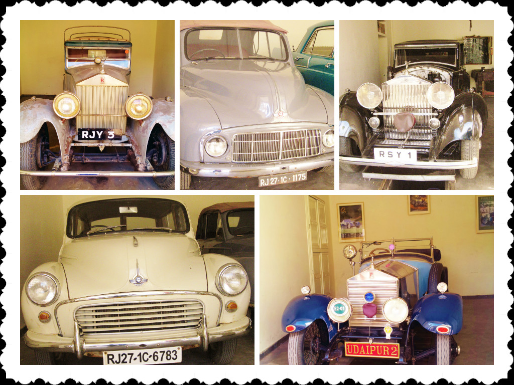 VIntage Car Collection, Udaipur