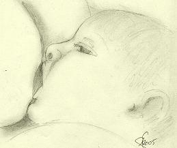 Baby_breastfeeding_drawing
