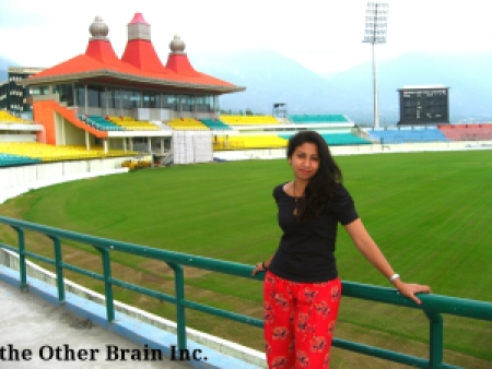 HPCA Stadium, Dharamsala, India