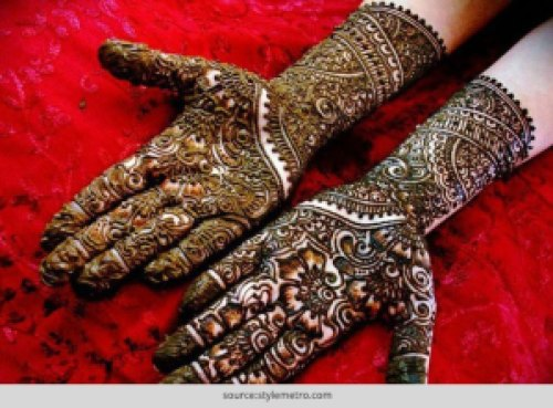 How-to-Remove-The-Mehendi-Color-at-Home