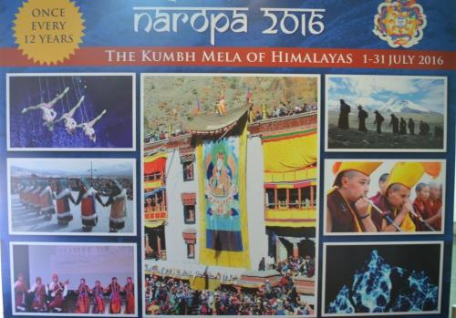 Looking forward to be at Naropa Festival 2016..