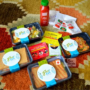 First Eat – Healthy Meal Delivery App & FoodReview